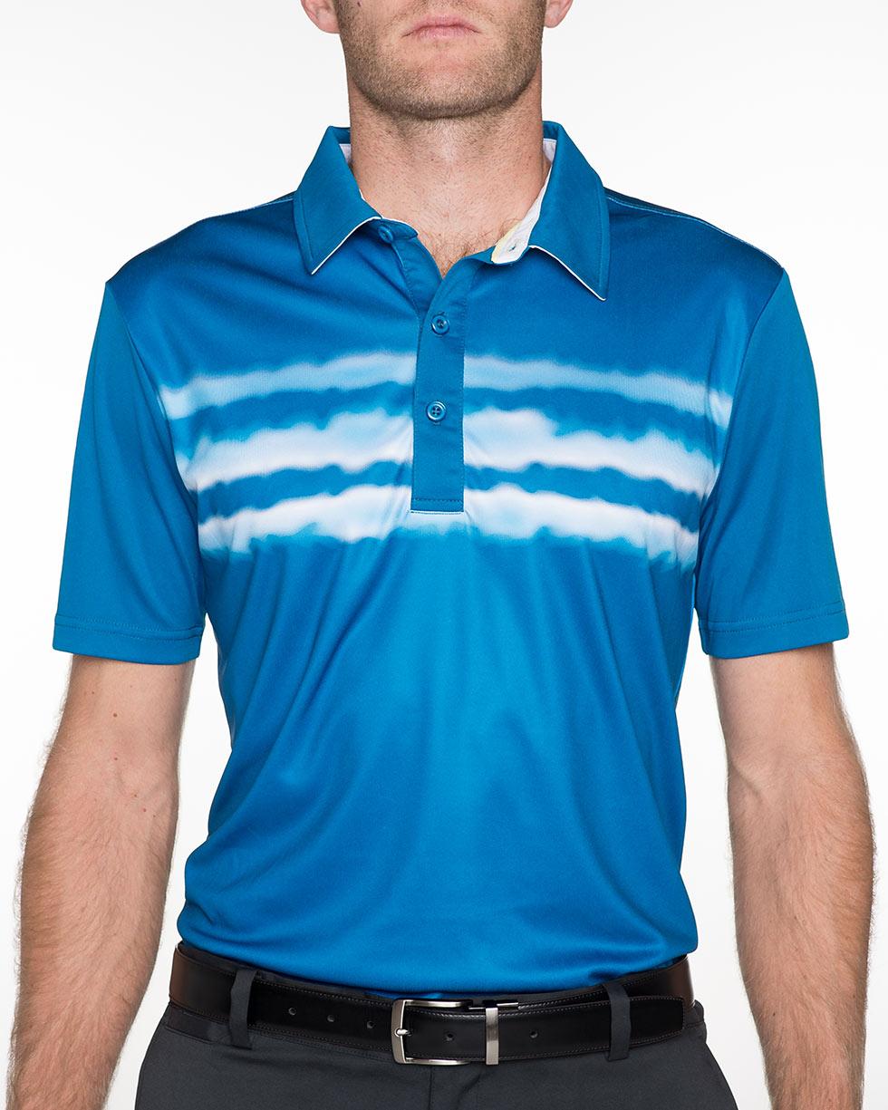 Ocean Blue Shirt