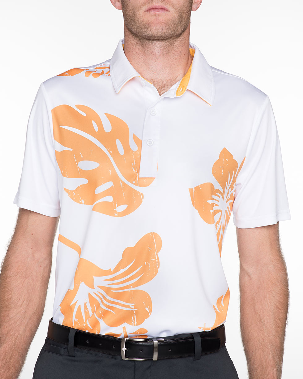 Hawaii 2.0 Polo Shirt
