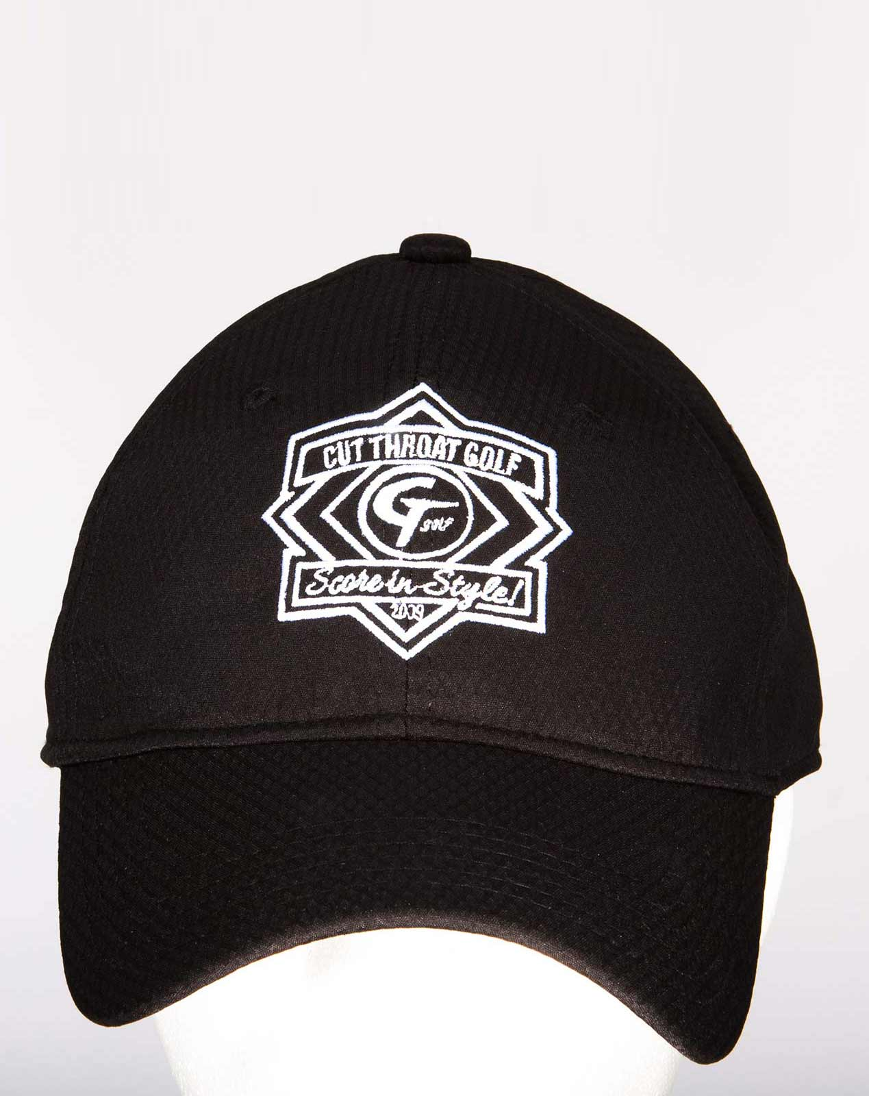 Black Adjustable Hat